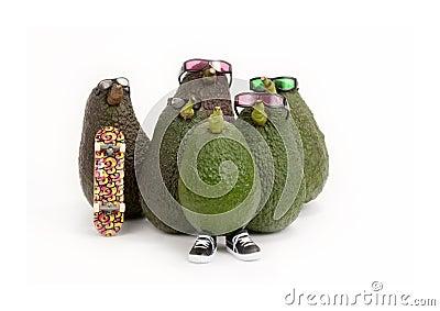 Avocado - Group