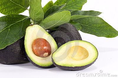 Avocado Halves