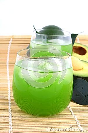 Free Avocado Juice Stock Photo - 5205540