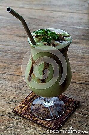 Free Avocado Juice Stock Images - 83681704