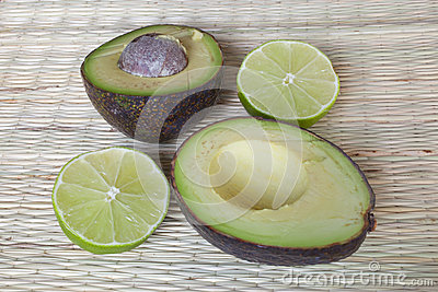 Avocado and Lime