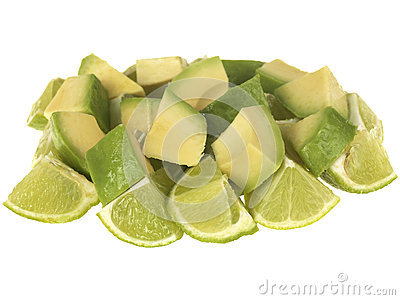 Avocado and Limes