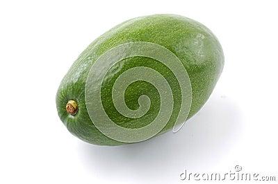 Avocado-oily
