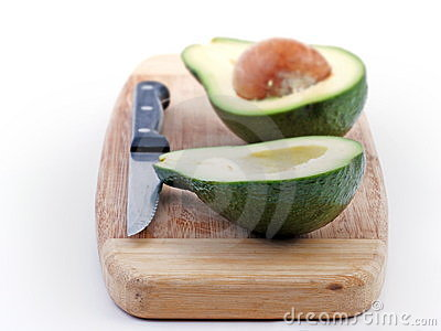 Avocado, tropical fruit, healthy food