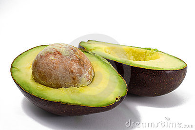 Avocatofrucht
