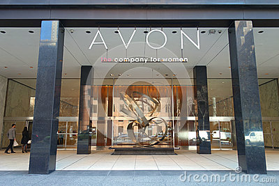 Avon Headquarters Editorial Photo