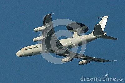 AWACS (No 1) Editorial Photo