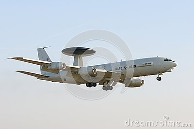 AWACS (No. 2) Editorial Photo