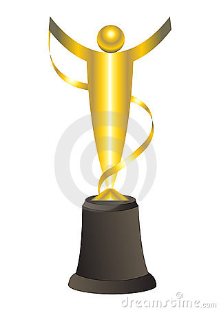 Free Award Cup Royalty Free Stock Photography - 11061637