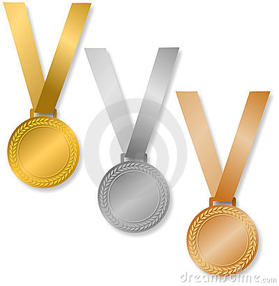 Free Award Medals/eps Stock Photos - 2817793