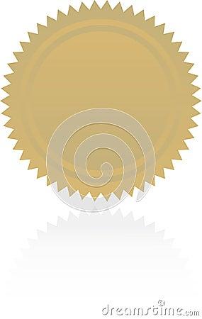 Award starburst
