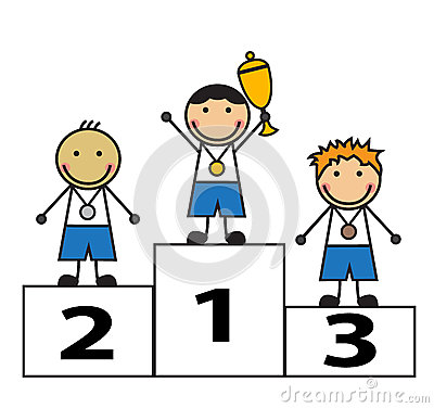 Olympic Medals Clipart