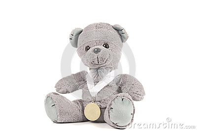 Awarded Winner Teddy Bear
