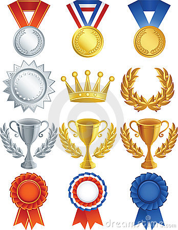 Free Awards Royalty Free Stock Photography - 7627057