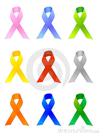 Awareness Ribbons / EPS