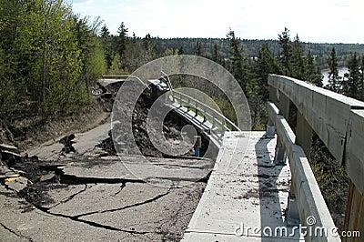 Away fallen körbana