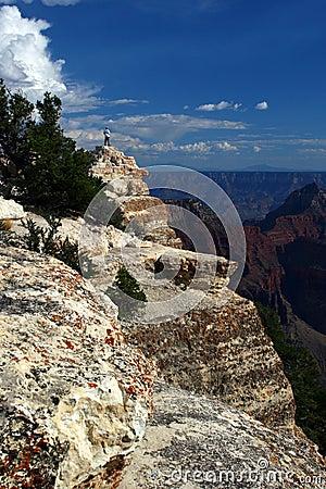 Awe in Grand Canyon
