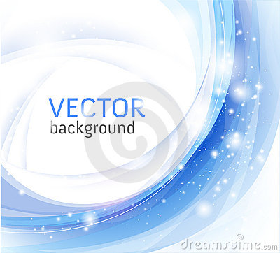 Free Awesome Abstract Blue Background Stock Image - 17735071