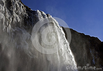 The Awesome Beauty that is Seljalandsfoss Waterfall, Iceland