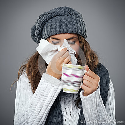 Free Awful Flu Stock Images - 34275864