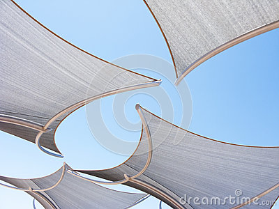 Artistic Awning