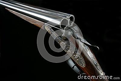 AYA No. 2 Round Action 12 Bore Shot Gun