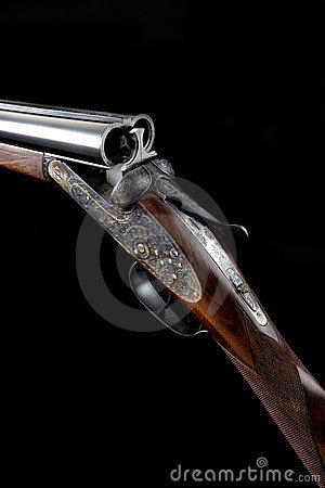 AYA No. 2 Round Action 12 Bore Shot Gun