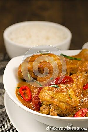 Ayam Kari Kapitan