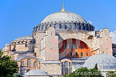 Ayasofya Byzantine Landmark