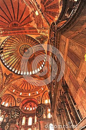 Free Ayasohya Mosque (Hagia Sophia, Istanbul) Royalty Free Stock Images - 25877019