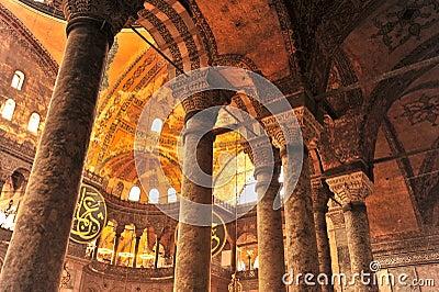 Ayasohya Mosque (Hagia Sophia, Istanbul)