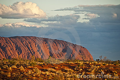 Ayers Rock, Northern Territory Editorial Photo