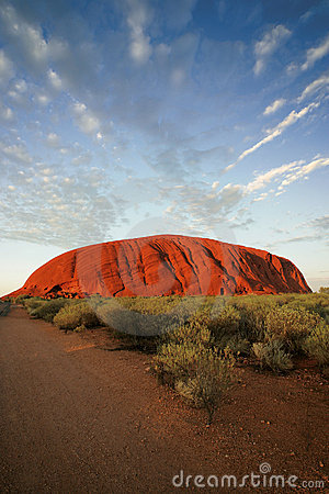 Ayers Rock (Uluru) XXL Editorial Photo