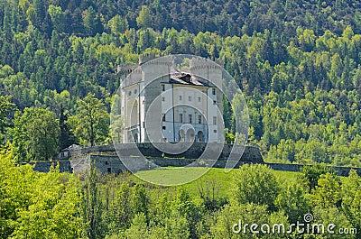 Aymavilles Castle - Aosta Valley - Italy