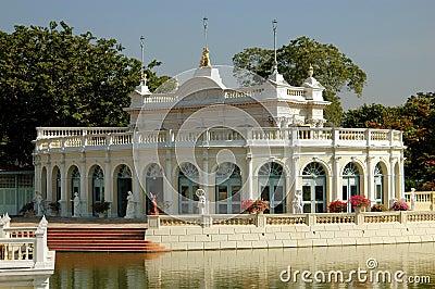 Ayutthaya, Thailand: Royal Palace Pavilion