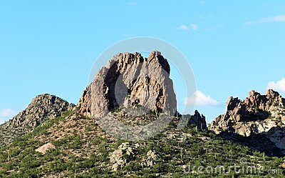 Beehive Peak Tucson