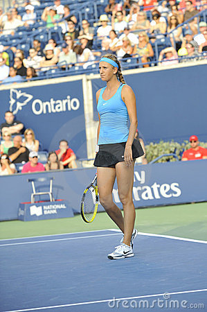 Azarenka Victoria BLR # 1 WTA 9 Editorial Stock Photo