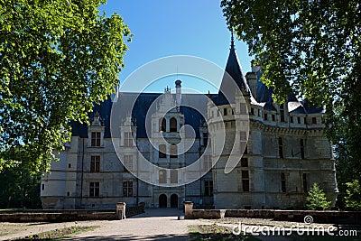 Azay-le-Rideau Castle