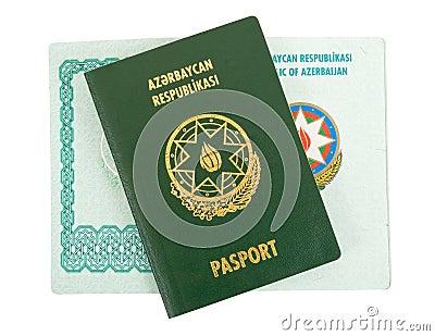 Azerbaijan passport