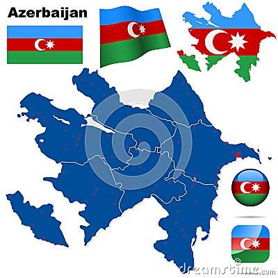 Azerbaijan set.