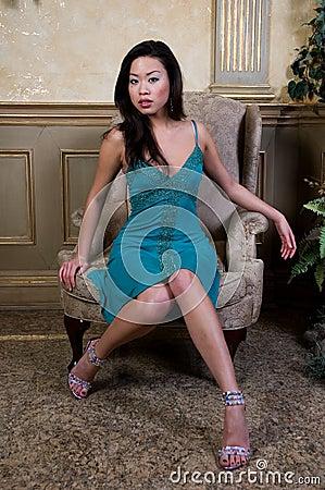 Aziatisch Model