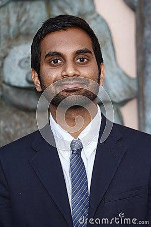 Aziz Ansari Editorial Image
