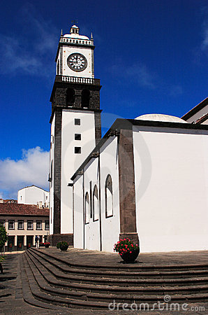 Azores Islands, Sao Miguel, Church