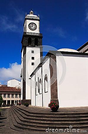 Azores Islands, Sao Miguel, Church