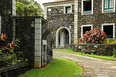 Azores summer cottage