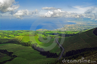 Azores viewpoint