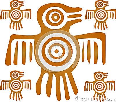 Aztec Bird