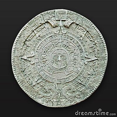 Free Aztec Calendar Latin America Stock Photos - 10787843