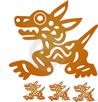 Aztec Idol