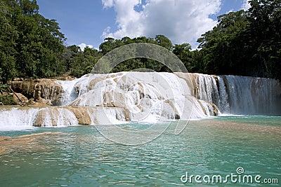 水色, Azul墨西哥。
